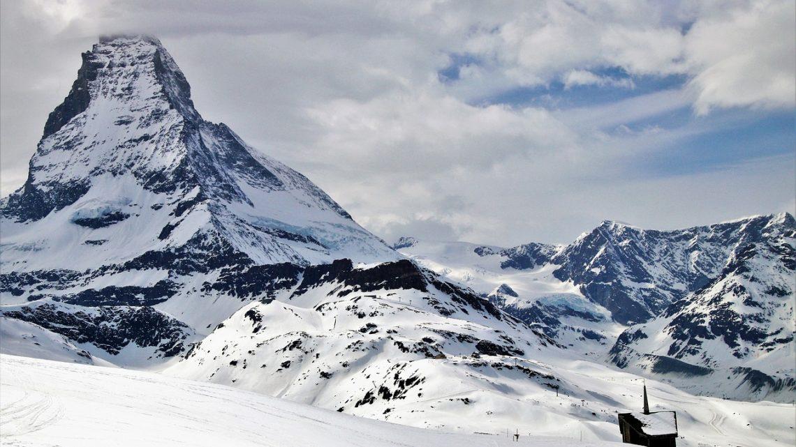 Skifahren in Schweiz